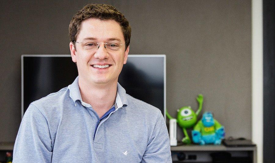 TIago Brandes, fundador da Meus Pedidos