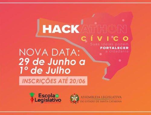 Hackathon Cívico da Alesc