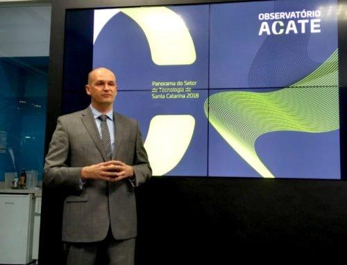 Observatório Acate: em seis anos, número de empresas de tecnologia dobra em Santa Catarina