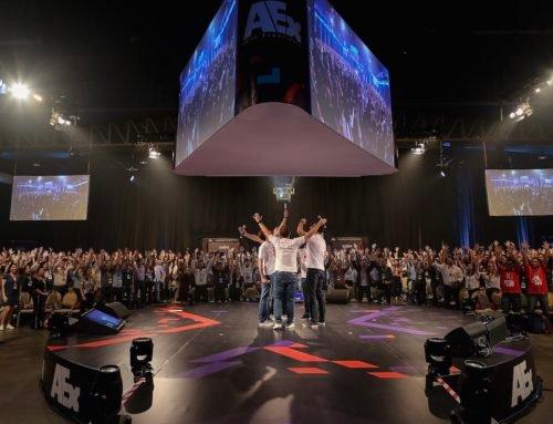 Agile Experience 2018: mais de 1,2 mil pessoas debatem o futuro da área de vendas em Florianópolis