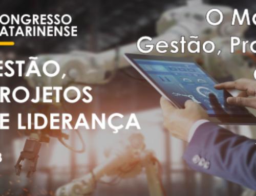 Congresso Catarinense de Gestão, Projetos e Liderança
