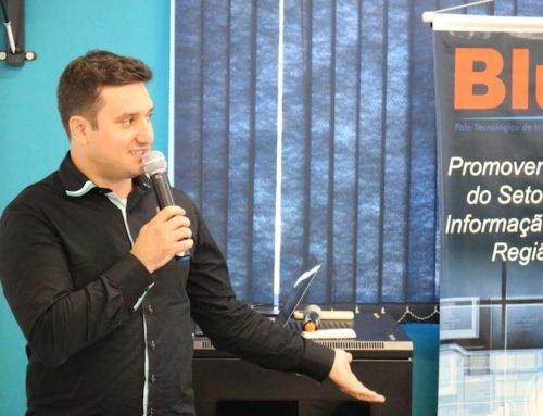 Com mescla de gerações, nova diretoria do Blusoft foca no desenvolvimento de novas startups em Blumenau