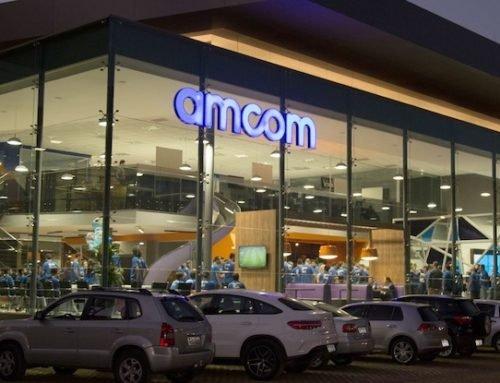 Amcom, de Blumenau, cresce 54% no quadrimestre com soluções para redução de custos para grandes empresas