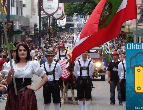 Tecnologia na terra da cerveja: Oktober Tech Week espera reunir 2 mil pessoas em série de eventos em Blumenau