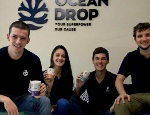 Ocean Drop recebe aporte de R$ 2 milhões do fundo Caravela Capital