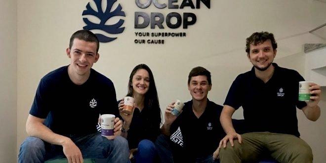 Equipe da Ocean Drop