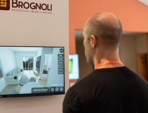Totem cognitivo e rastreamento ocular: como novas tecnologias vão impactar o mercado imobiliário – e até o varejo