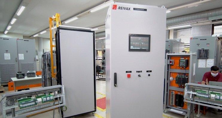 Novo equipamento da Reivax, de Florianópolis